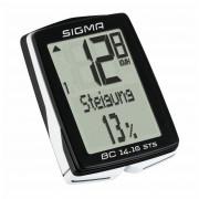 Sigma BC 14.16 STS/CAD bezdrátový negru