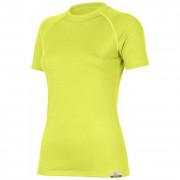 Tricou funcțional femei Lasting Alea galben žlutá