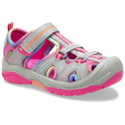 Dětské sandály Merrell Hydro Hiker Sandal gri/roz