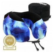 Podhlavník Cabeau Evolution Pillow S3 - Indigo albastru