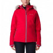 Geacă femei Columbia Alpine Slide Jacket roșu