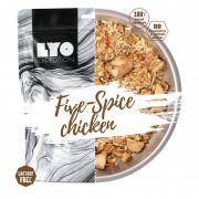 Lyo food Pui cu cinci gusturi cu orez 370 g