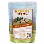 Menu Expres Carne de găină cu brocoli 300 g