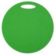 Folie de spumă sub șezut Yate un strat rotund verde deschis