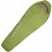Sac de dormit Husky Mikro+2°C verde