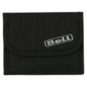 Portmoneul Boll Deluxe Wallet negru black