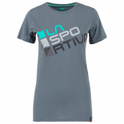 Tricou femei La Sportiva Square T-Shirt W gri