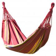 Hamac Cattara Textil roșu/galben