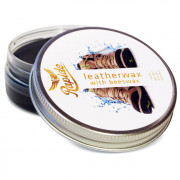 Včelí vosk Rapide Leatherwax 50 ml negru