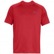 Tricou pentru bărbați Under Armour Tech SS Tee 2.0 roșu