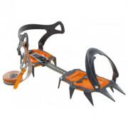 Colțari de alpinism Climbing Technology Nuptse Evo classic negru/portocaliu
