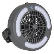 Závěsná lampa Bo-Camp Fan/Hanging Lamp 110 Lumen negru