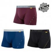 Pantaloni scurți de bărbați Sensor Merino Air 3-PACK