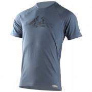 Pánské funkční triko Lasting Hill albastru