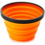 Cana pliabilă Sea to Summit X-Mug portocaliu orange