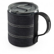 Cană GSI Outdoors Infinity Backpacker Mug negru