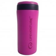 TermoCană  LifeVenture Thermal Mug 0,3l roz deschis