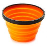 Ceașcă pliabilă Sea to Summit X-Cup portocaliu orange
