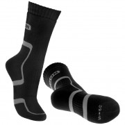Șosete Bennon Trek Sock negru/gri Black-grey
