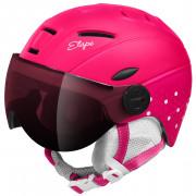Cască de schi copii Etape Rider Pro roz