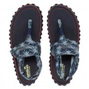 Sandale pentru femei Gumbies Slingback albastru închis