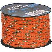 Coarda Bo-Camp Nylon Guy Rope 20 m 4 mm portocaliu orange