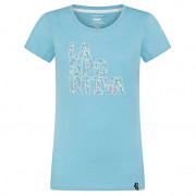 Dámské triko La Sportiva Pattern T-Shirt W albastru