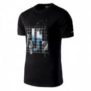 Pánské triko Hi-tec Roden negru
