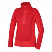 Hanorac fleece femei Husky Alan L roșu jemně červená