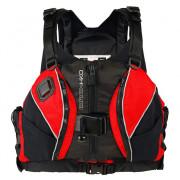 Vestă de salvare Hiko Cinch Harness PFD  roșu
