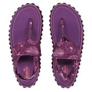 Sandale pentru femei Gumbies Slingback violet