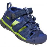 Sandale copii Keen Seacamp II CNX INF albastru închis
