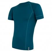 Tricou bărbați Sensor Coolmax Tech albastru
