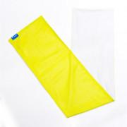 Eșarfă cool N-Rit Cool Towel Twin galben Bílý/limetový