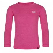 Tricou funcțional copii Loap Pitta roz