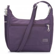 Geantă Pacsafe Citysafe CS100 violet