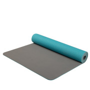 Pad Yate Yoga Mat două straturi TPE