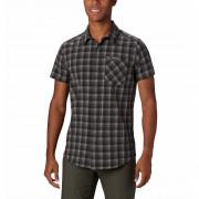 Pánské triko Columbia Triple Canyon SS Shirt gri