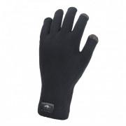 Mănuși impermiabile Sealskinz WP All Weather Ultra Grip Knitted negru