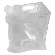 Canistra Bo-Camp Jerrycan Water Bag transparentă
