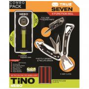 Set multitool True Utility Seven + Tino