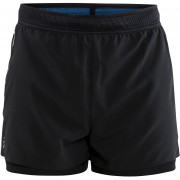 Pantaloni scurți bărbați Craft Nanoweight negru