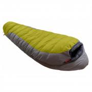 Sac de dormit Warmpeace Viking 1200 195 cm Wide verde deschis grey/black/hay/steel