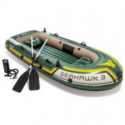 Barcă gonflabilă Intex Seahawk 3 set 68380NP