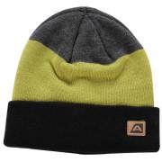 Căciulă Alpine Pro Abene negru/galben