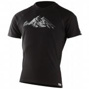 Pánské funkční triko Lasting Hill negru