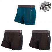 Boxeri bărbați Sensor Coolmax Tech 3-Pack