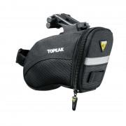 Brašna podsedlová Topeak Aero Wedge Pack Small s QuickClick negru