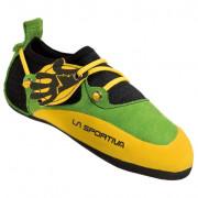 Dětské lezečky La Sportiva Stickit galben/verde
