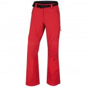 Pantaloni damă Husky Kresi L roșu červená